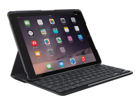 Slim Folio - Tastatur und Foliohülle - Bluetooth