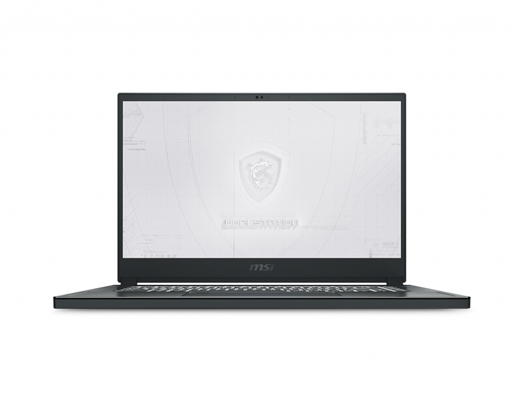 "MSI WS66 - 15,6"" Notebook - Core i7 2,3 GHz 39,6 cm"