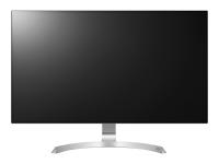 32UD99-W LED display 80 cm (31.5 Zoll) 4K Ultra HD Flach Schwarz - Silber - Weiß