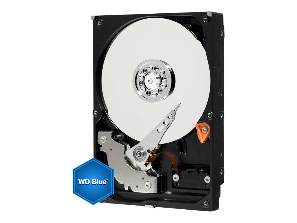 WD Blue - Festplatte - 500 GB