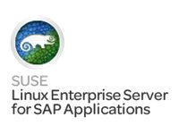 SuSE Linux Enterprise Server for SAP Applications - Priority-Abonnement (1 Jahr) + SUSE Support - 2 Anschlüsse