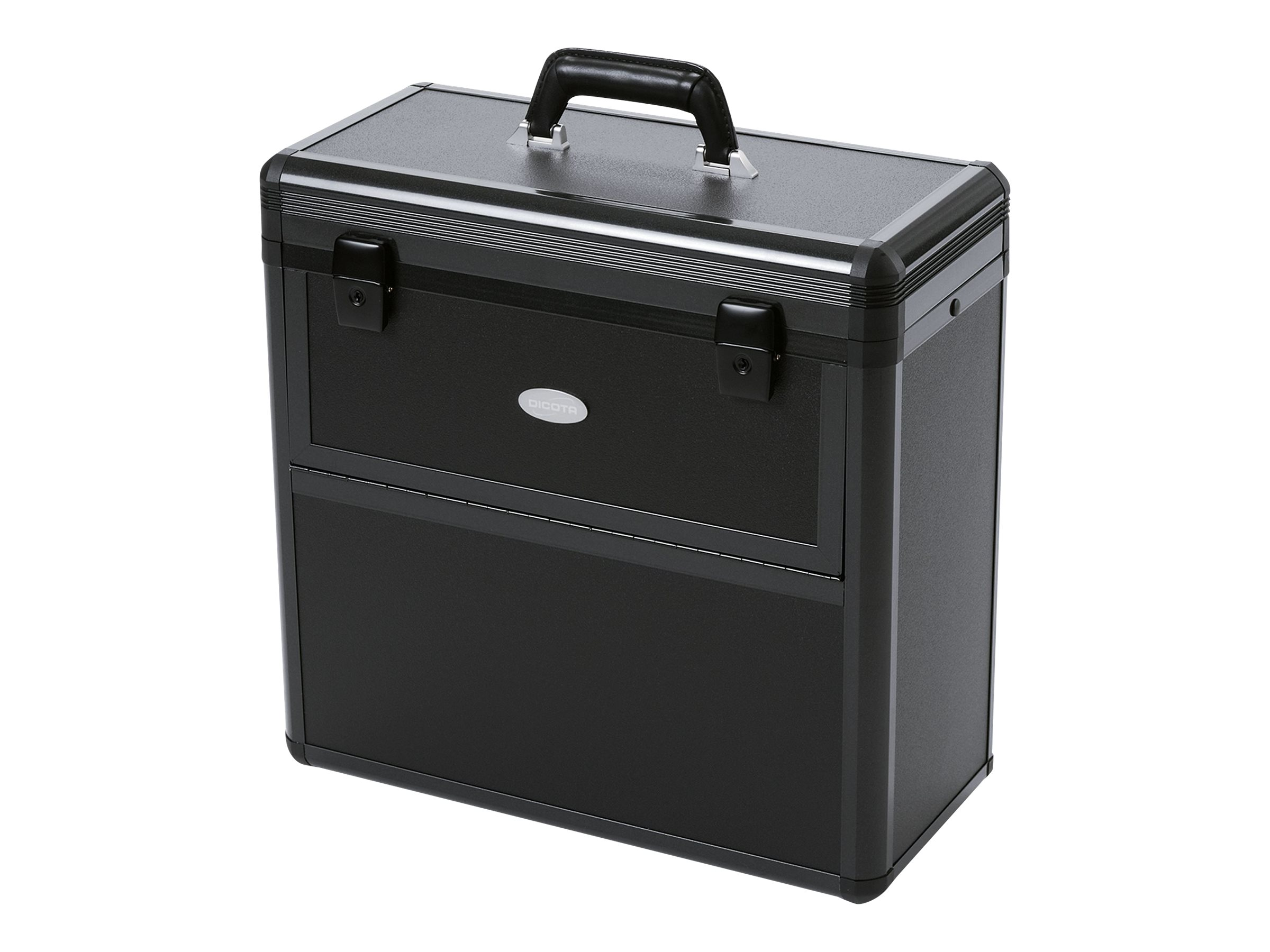 """Vorschau: Dicota DataBox XL Trolley - Tragetasche für Drucker und Notebook - 39.6 cm (15.6"""")"""