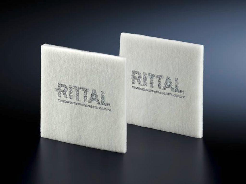 Vorschau: Rittal Filtermatte unter KornGr.10My SK 3182.100 VE5