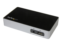 4K DisplayPort Docking Station for Laptops - USB 3.0 - 4K Dock