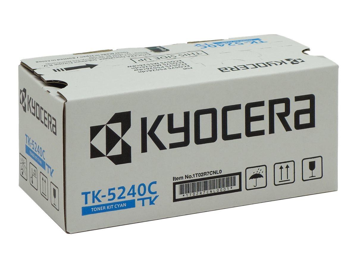 Kyocera TK 5240C - Cyan - Original - Tonerpatrone