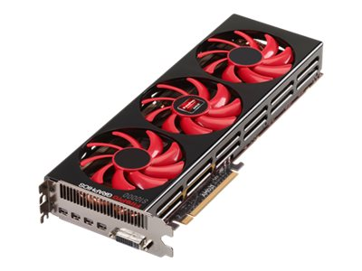 Mobile Preview: AMD FirePro S10000 - Grafikkarten - 2 GPUs - FirePro S10000