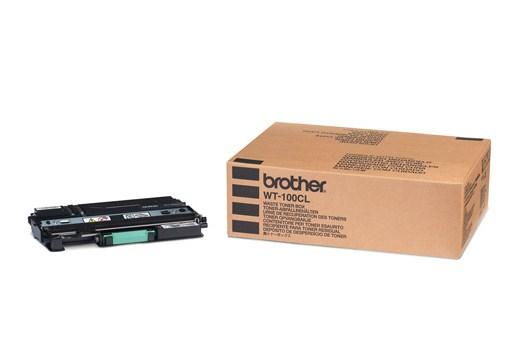 Brother WT100CL 20000Seiten - (Rest-)Tonerbehälter 20.000 Blatt