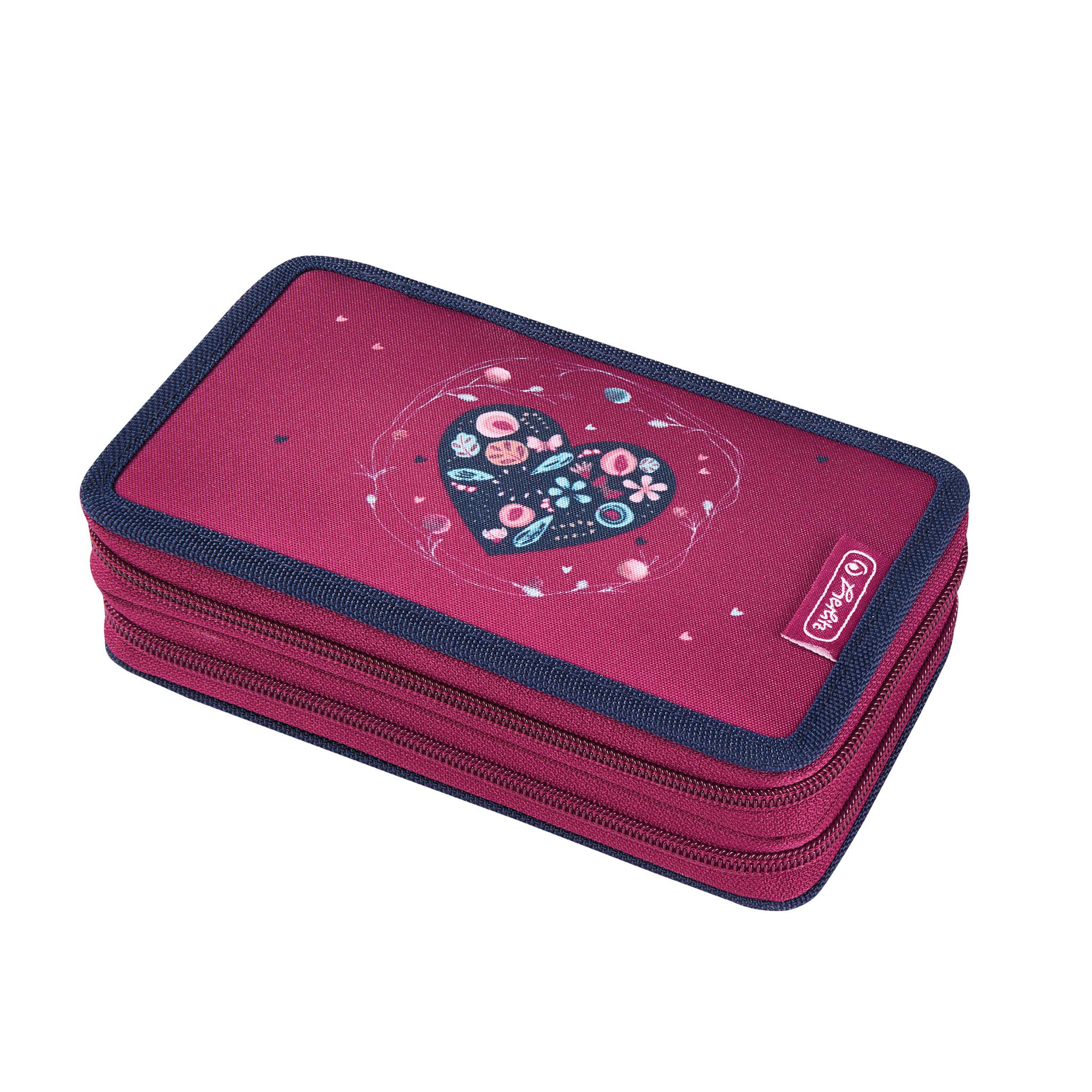 Herlitz Heart - 23 Stück(e) - Pink - Violett - Polyester - Abbildung - 193 mm - 115 mm