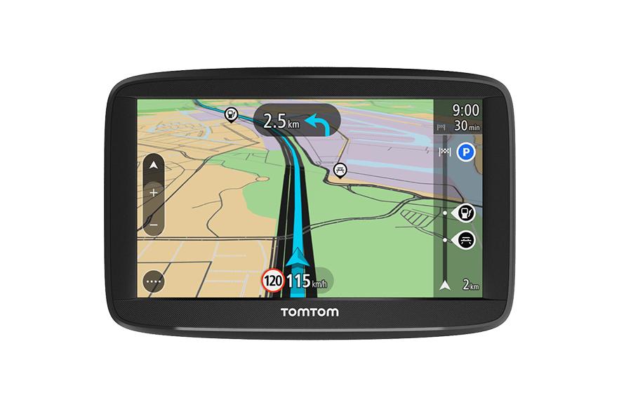 TomTom Start 62 - GPS-Navigationsgerät - 15 cm ( 6 Zoll )