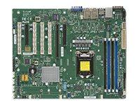 Supermicro X11SSA-F - Motherboard - ATX - LGA1151 Socket