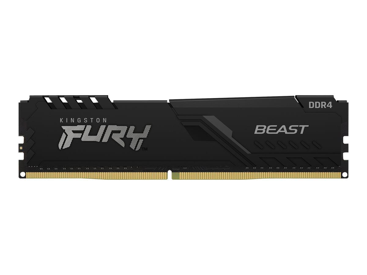 Kingston FURY Beast - DDR4 - Kit - 32 GB: 2 x 16 GB