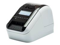 QL-820NWB Direkt Wärme Farbe 300 x 600DPI Etikettendrucker