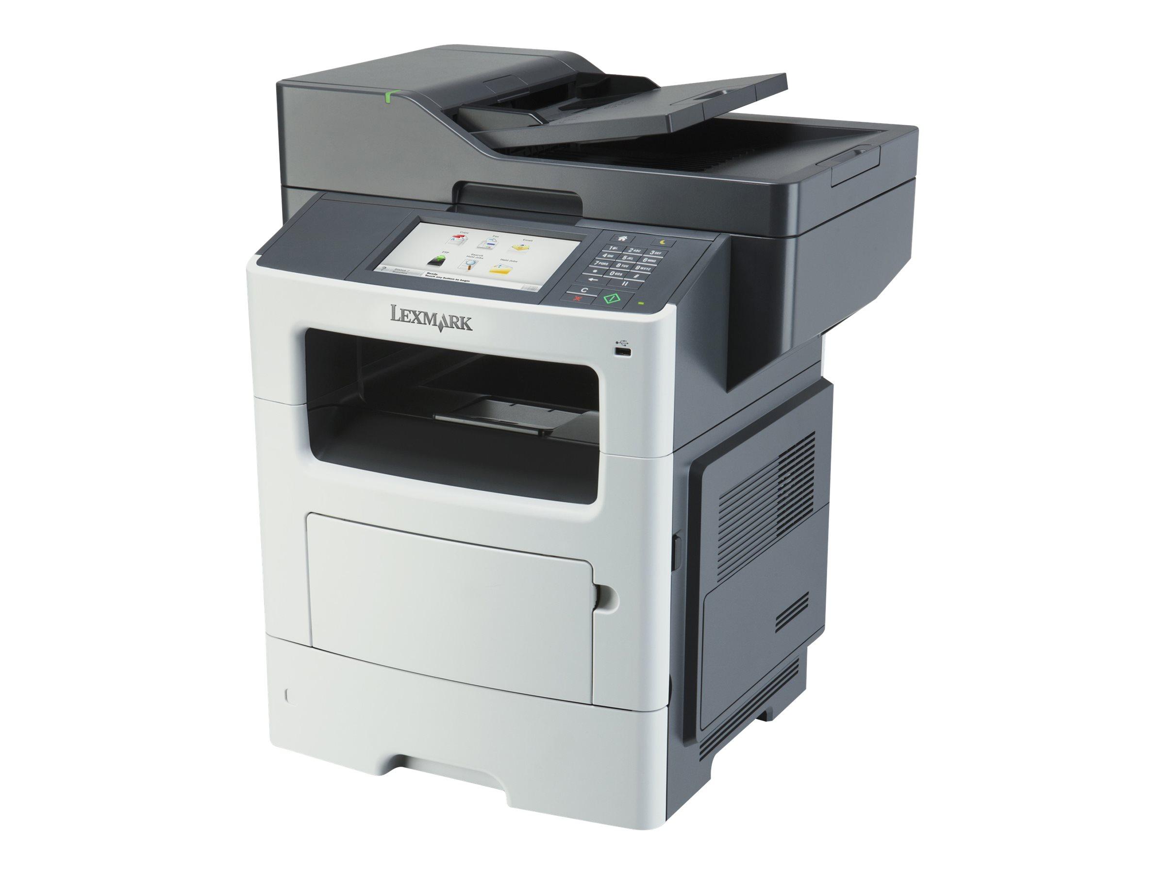 Lexmark MX617de - Multifunktionsdrucker