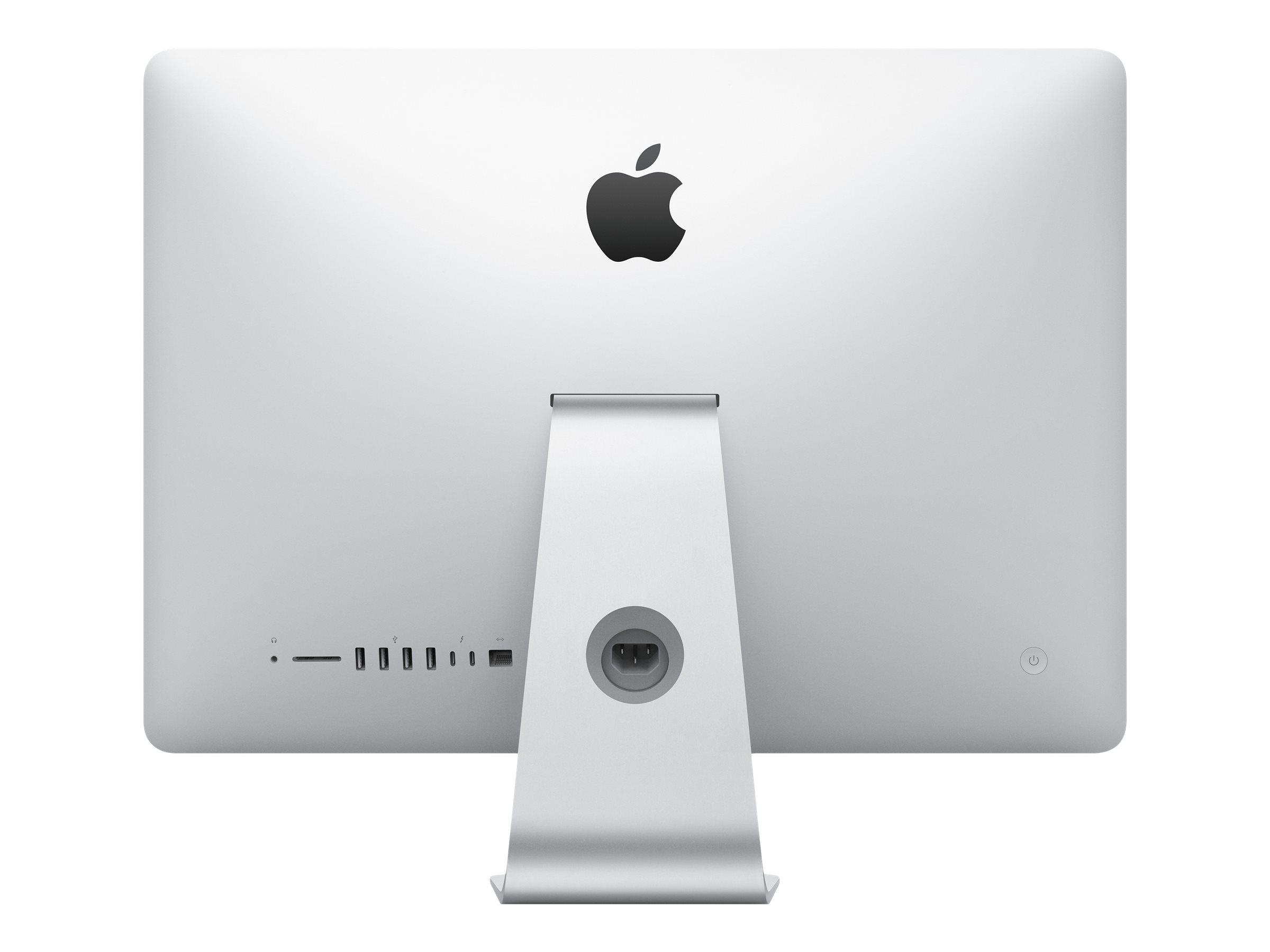 "Apple iMac - All-in-One (Komplettlösung) - Core i5 2.3 GHz - RAM 8 GB - SSD 256 GB - Iris Plus Graphics 640 - GigE - WLAN: 802.11a/b/g/n/ac, Bluetooth 4.2 - macOS Big Sur 11.0 - Monitor: LED 54.6 cm (21.5"")"
