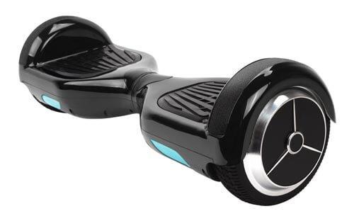iconBIT Smart Scooter - 15 km/h - 20 km - Schwarz - 110 kg - 16,5 cm - Lithium-Ion (Li-Ion)