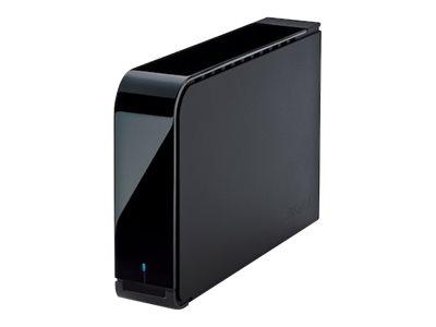Buffalo DriveStation Velocity - Festplatte - verschlüsselt - 8 TB - extern (Stationär)