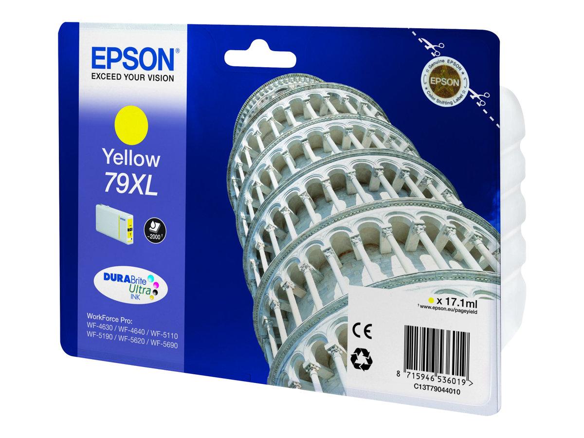 Epson 79XL - 17.1 ml - XL - Gelb - Original - Tintenpatrone