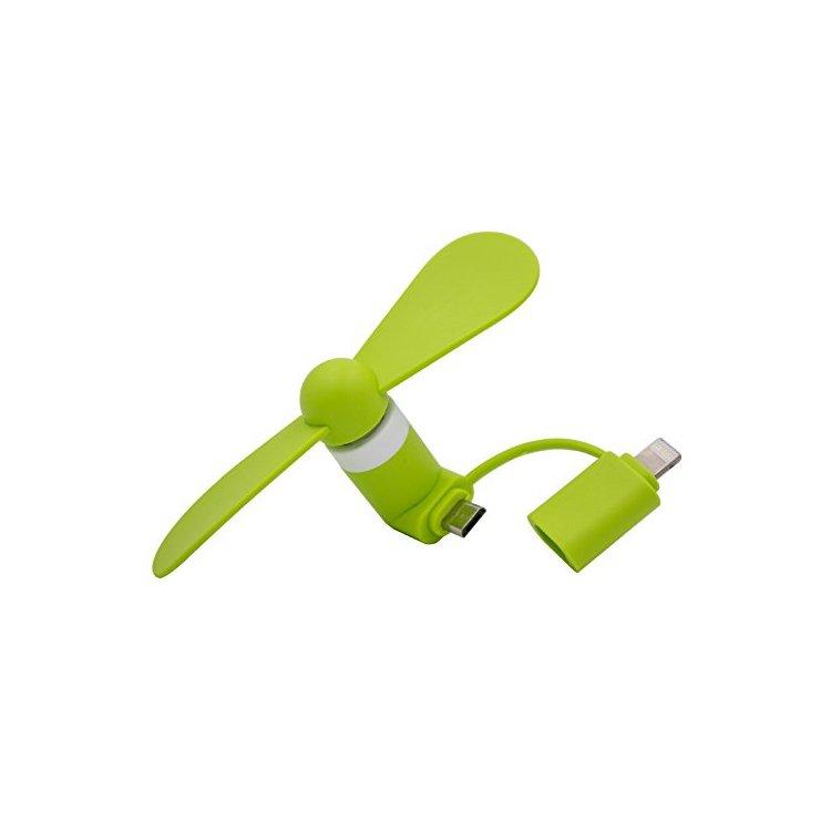 Ultron mini fan - Grün - 1 Lüfter - 4,8 g - 5 g