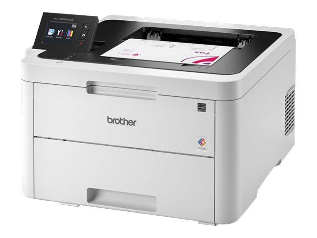 Brother HL-L3270CDW - Drucker - Farbe - Duplex - LED - A4/Legal - 2400 x 600 dpi - bis zu 24 Seiten/Min. (einfarbig)/