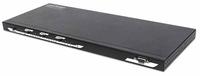 4K 4x4 HDMI Matrix - Video/Audio-Schalter - Desktop, wandmontierbar