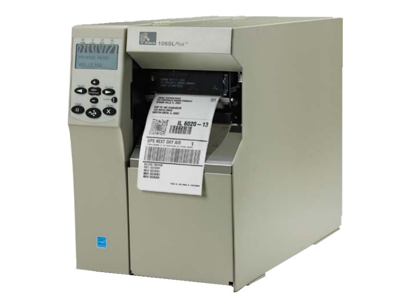 Zebra S Series 105SLPLUS - Etikettendrucker