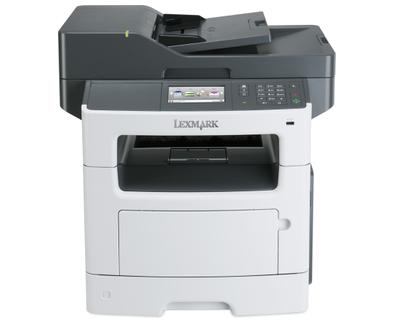 Lexmark MX517de 1200 x 1200DPI Laser A4 42Seiten pro Minute Schwarz - Weiß Multifunktionsgerät