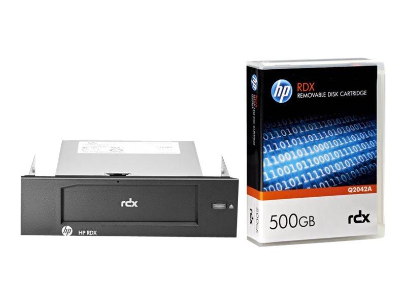 HP RDX500 USB3.0 Int Disk Backup System (B7B64A) - REFURB