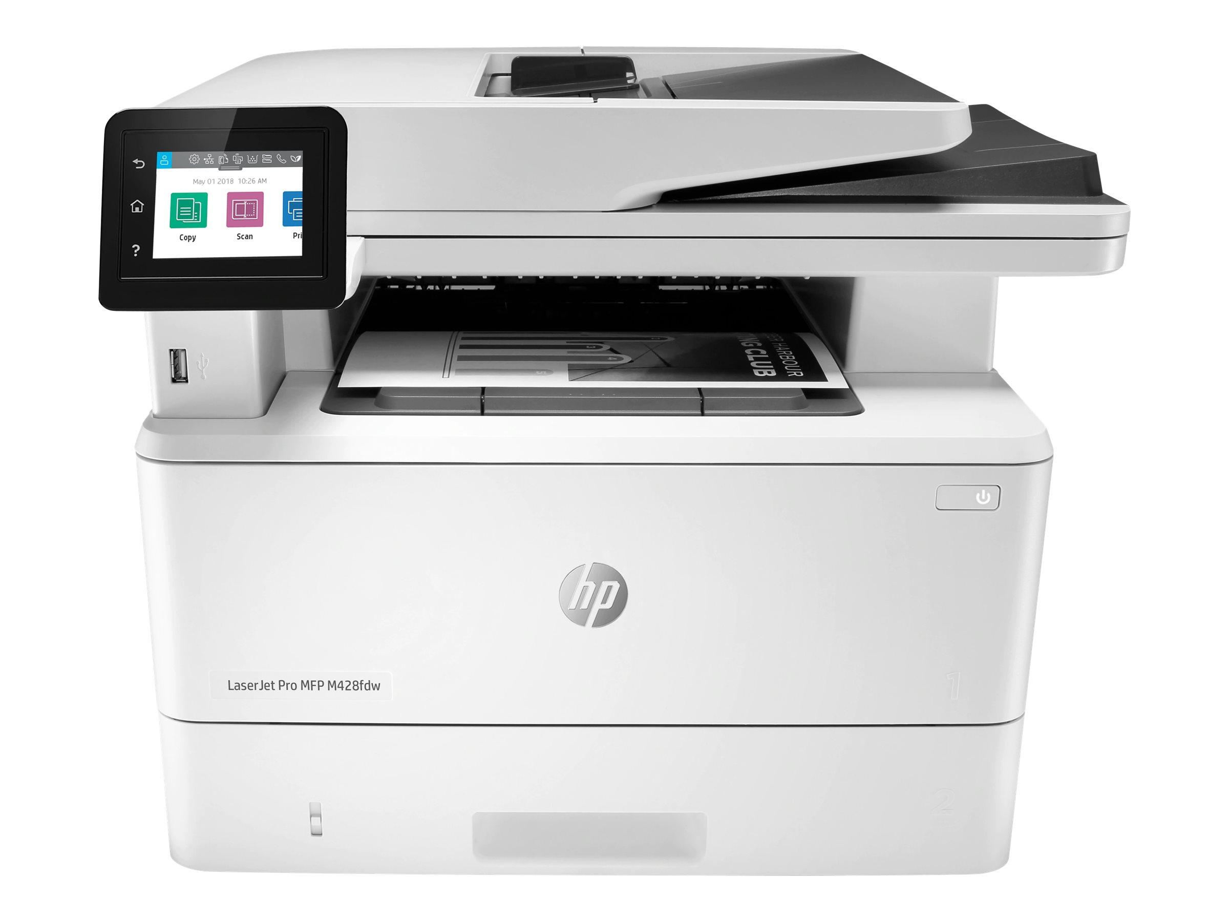 HP LaserJet Pro MFP M428fdw, S/W Laser, MFP, A4