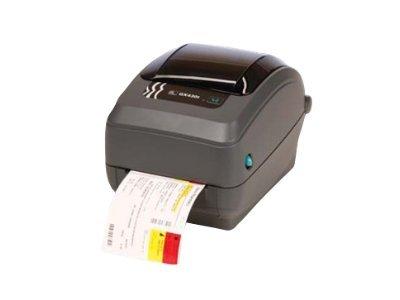 Zebra GX Series GX430t - Etikettendrucker - TD/TT - Rolle (10,8 cm)