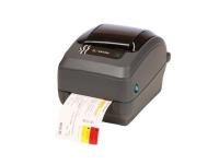 GX430t Direkt Wärme/Wärmeübertragung 300 x 300DPI Etikettendrucker