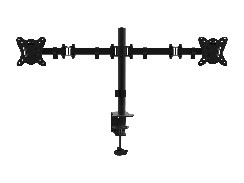 equip 650152 - Klemme - 16 kg - 33 cm (13 Zoll) - 68,6 cm (27 Zoll) - 100 x 100 mm - Schwarz
