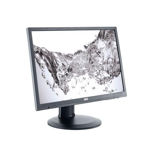 AOC I2360PQ 23Zoll Full HD IPS Schwarz Computerbildschirm