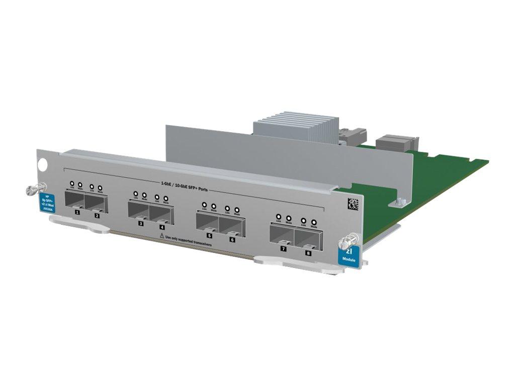 HP 8-port 10GbE SFP+ v2 zl Module (J9538A)