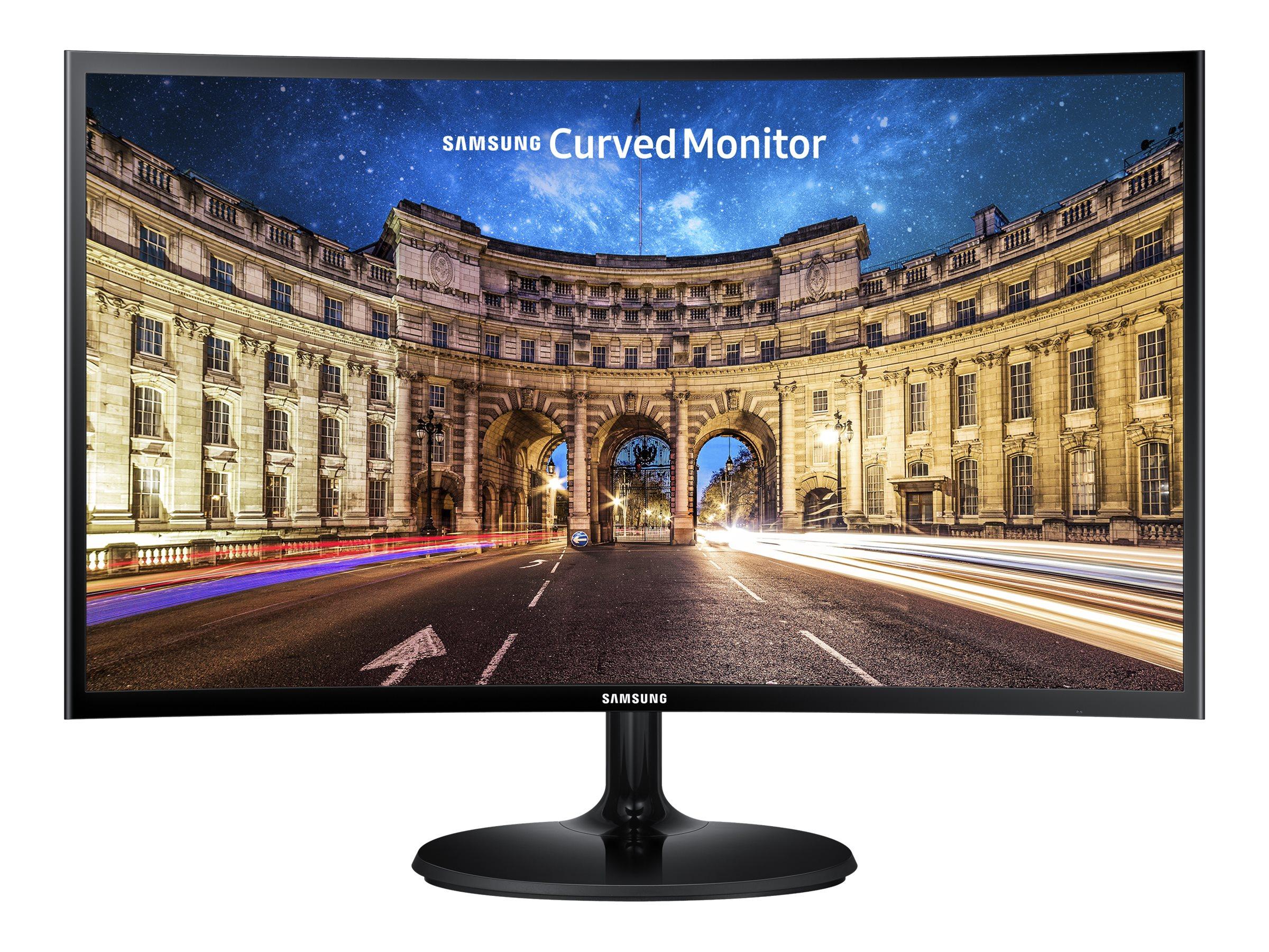 """Vorschau: Samsung C27F390FHR - LED-Monitor - gebogen - 68.5 cm (27"""")"""