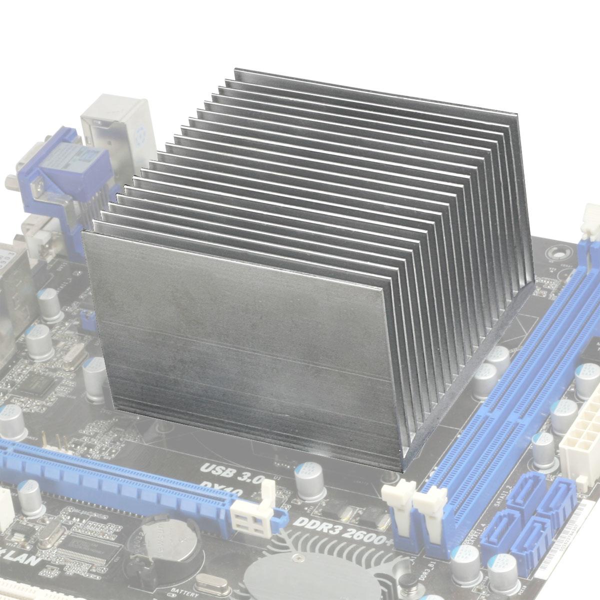 Alpine 11 - Passive Geräuschloser Intel CPU Kühler