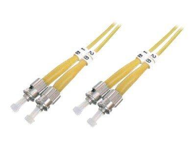 DIGITUS Patch-Kabel - ST Einzelmodus (M) bis ST Einzelmodus (M)