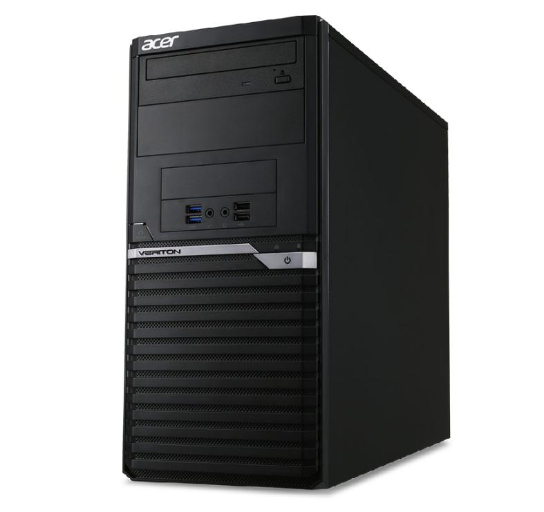 Acer Veriton M6650G 3.6GHz i7-7700 Tower Schwarz PC