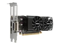 GeForce GTX 1050 TI 4GT LP - VGA - PCI-E x16