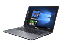 "VivoBook F705UA-BX121T 43,9cm/17.3"" HD+ Intel Core i3-7100U 8GB DDR4 RAM 256GB SSD - Notebook - Core i3"