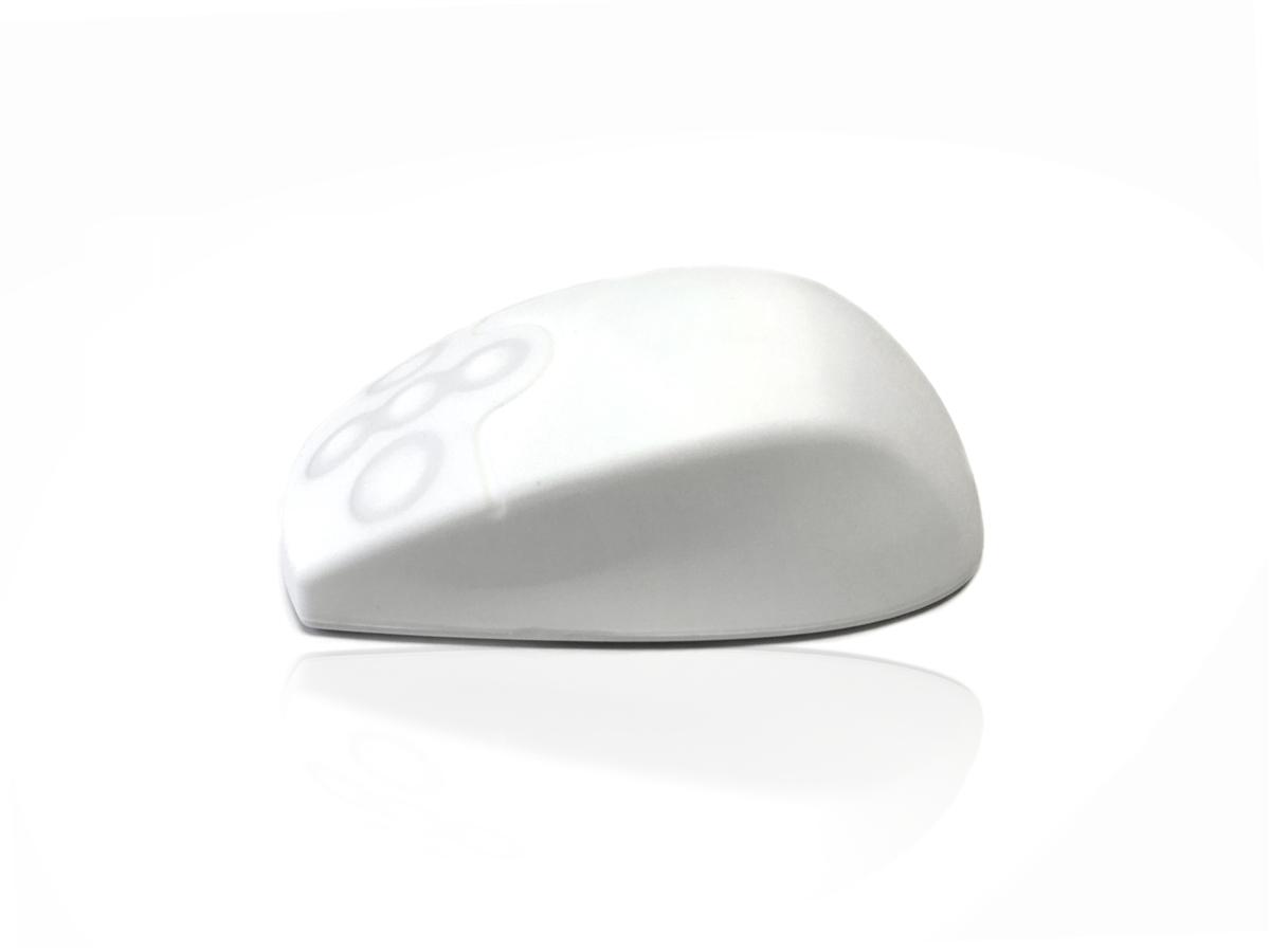 Accuratus AccuMed RF Ambidextrous RF Wireless White