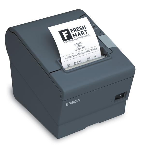 Vorschau: Epson TM-T88V(238): Ethernet - PS - EDG - Buzzer - EU