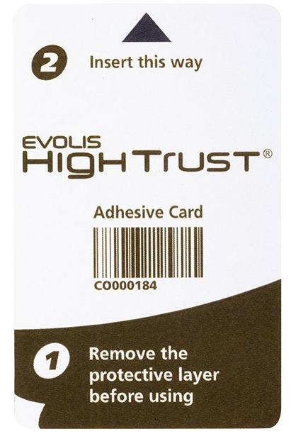 Evolis Adhesive Card Cleaning Kit