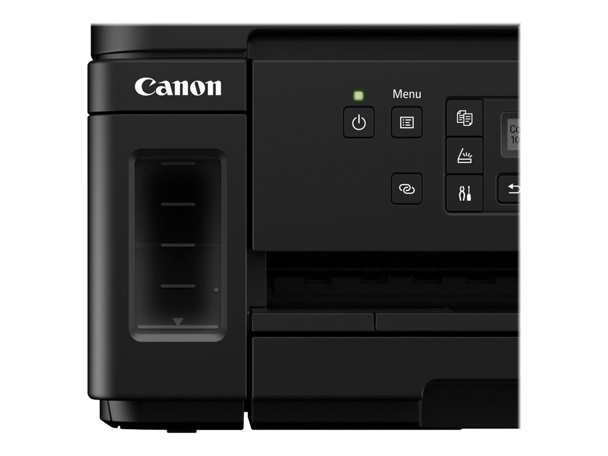 Canon PIXMA GM4050 - Multifunktionsdrucker - s/w - Tintenstrahl - Refillable - A4 (210 x 297 mm)