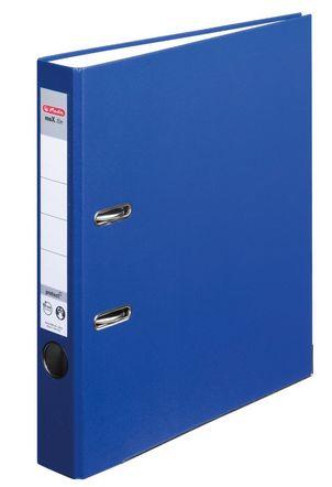 Herlitz 9942590 - A4 - Polypropylen (PP) - Blau - 5 cm - 5 Stück(e)