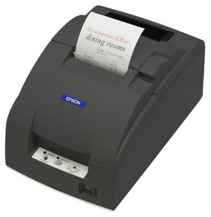 Epson TM C31C514057 - POS-Drucker Farbig Nadel/Matrixdruck - 180 dpi - 2,12 ppm