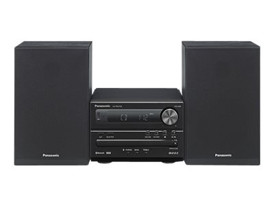 Panasonic SC-PM254 - Microsystem - 2 x 10 Watt