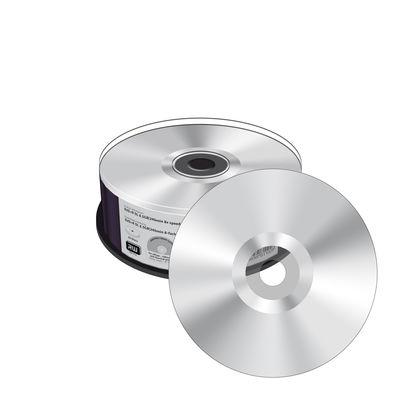 Vorschau: MEDIARANGE MR476 - DVD+R DL - 120 mm - Druckbar - 25 Stück(e) - 8,5 GB
