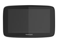 GO Essential 5 EU TMC Navigationssystem 12,7 cm (5 Zoll) Touchscreen Tragbar / Fixiert Schwarz 201 g