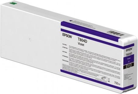 Epson T804D00 - 700 ml - violett