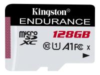 High Endurance - 128 GB - MicroSD - Klasse 10 - UHS-I - 95 MB/s - 45 MB/s